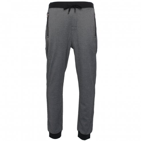BOSS Black Long Pant Cuffs BM Tracksuit Bottoms
