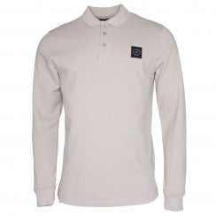 Marshall Artist Long Sleeve Polo