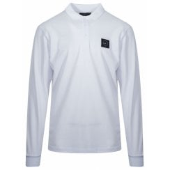 Marshall Artist Long Sleeve Siren Polo
