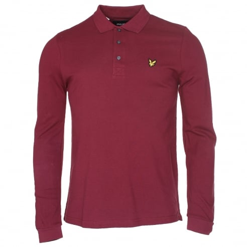Lyle & Scott LP400VTR Polo