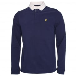 Lyle & Scott LP500V Rugby Polo
