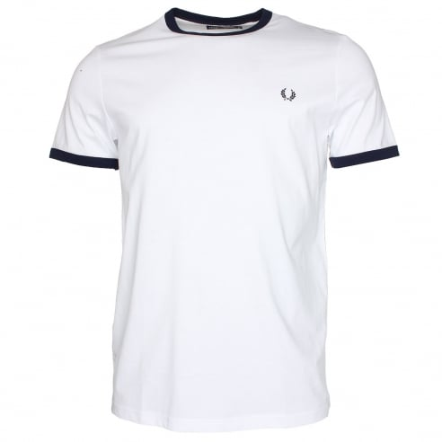 Fred Perry M1530 Ringer T-Shirt