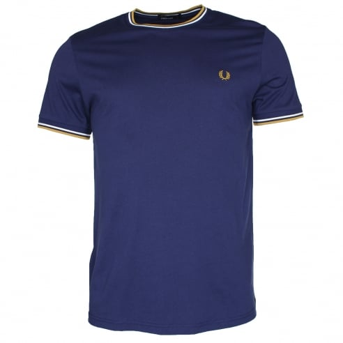 Fred Perry M1558 Twin Tip T-Shirt