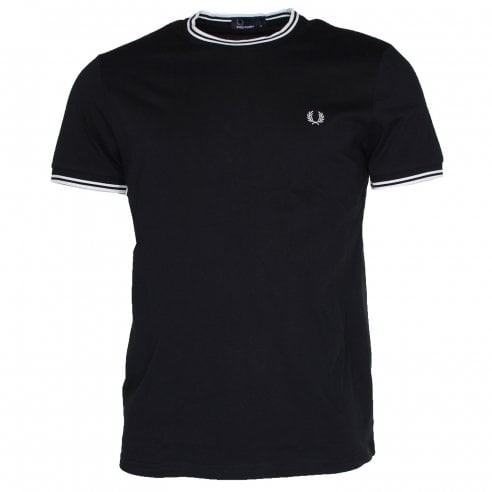 Fred Perry M1588 Twin Tip T-Shirt