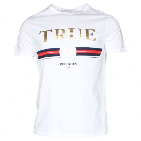 True Religion M17HT81M9G T-Shirt