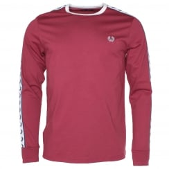 Fred Perry M2604 Long Sleeve Ringer T-Shirt