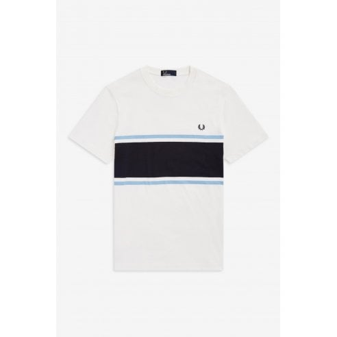 Fred Perry M5574 Block T-Shirt