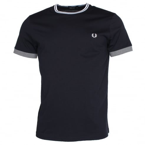 Fred Perry M9516 Tip T-Shirt