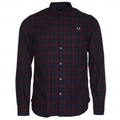 Fred Perry M9530 Tartan