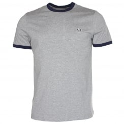 Fred Perry M9614 Ringer T-Shirt