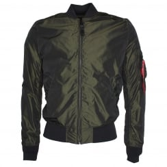 Alpha Industries MA-1 Iridium Jacket
