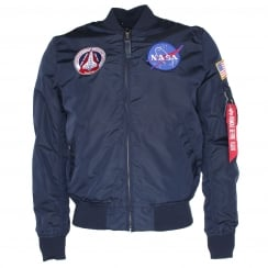 Alpha Industries Ma-1 Nasa Reversable Jacket
