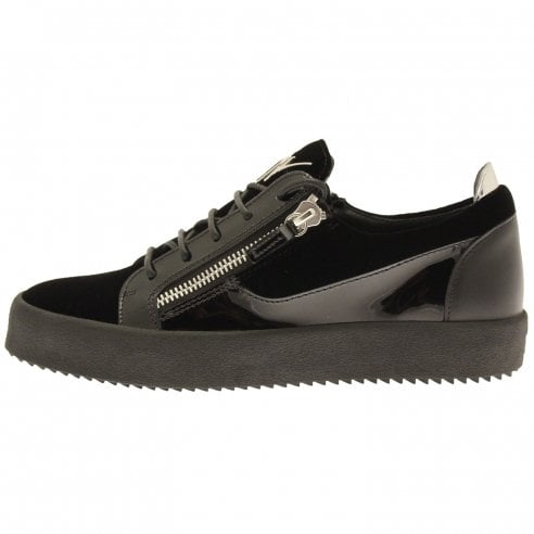 May Patent Low Trainer