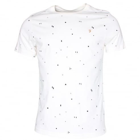 Farah May Print T-Shirt