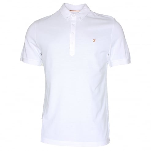 Farah Merriwther Short Sleeve Polo