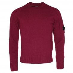C.P. Company MKN059A Knit Sweater