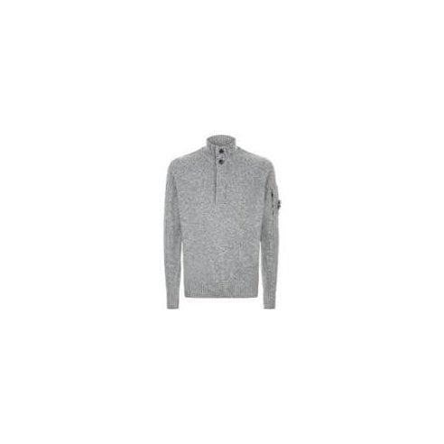 C.P. Company MKN065A Lambswool Sweater
