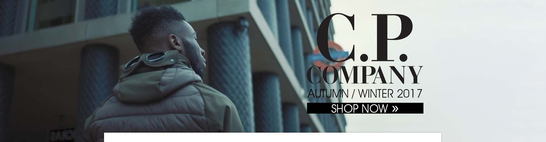 CP Company Autumn Winter 2017