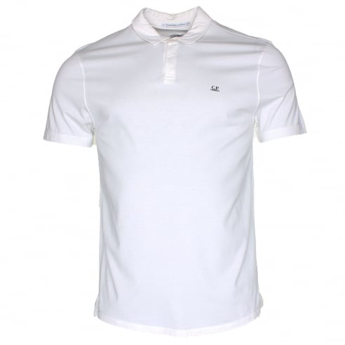 C.P. Company MPL064A Short Sleeve Polo