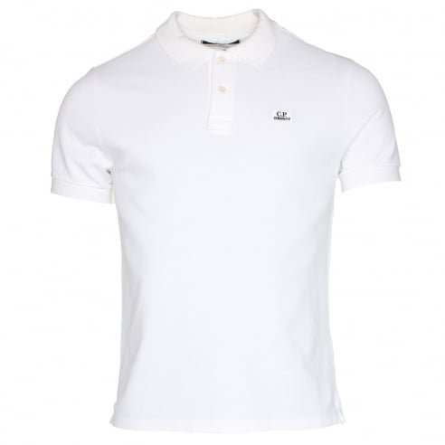 C.P. Company MPL070A Short Sleeve Polo