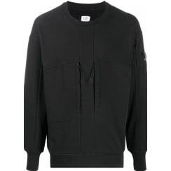 C.P. Company MSS007A Zip Sweater
