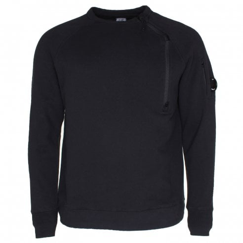 C.P. Company MSS049A Zip Sweater