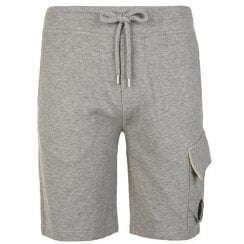 C.P. Company MSS051A Lens Pocket Sweat Shorts