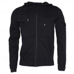 C.P. Company MSS052A Zip Lens Hoodie