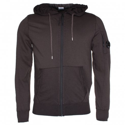 C.P. Company MSS067A Lens Zip Sweater