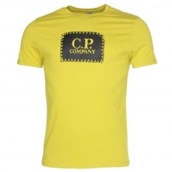 C.P. Company MTS047A Graphic T-Shirt