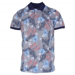 Gant Multi Flower Polo