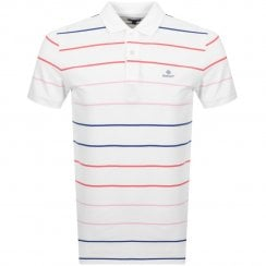 Gant Multi Stripe Polo