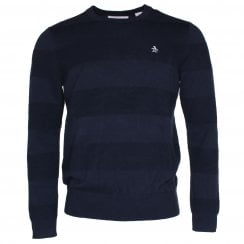 Original Penguin Ottoman Stripe Sweat