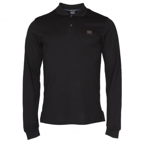Paul & Shark P1700SF Long Sleeve Polo