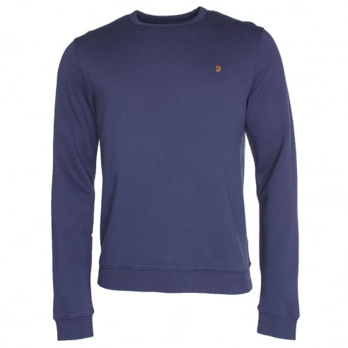 Farah Pickwell Garment Dyed Sweat