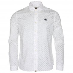 Pretty Green Polka Dot Shirt