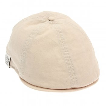 Carbonel hat by Diesel Traditional flat cap with Diesel applique to right ...