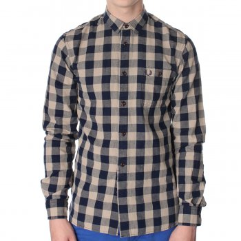 M1343 Homespun Gingham Work Shirt