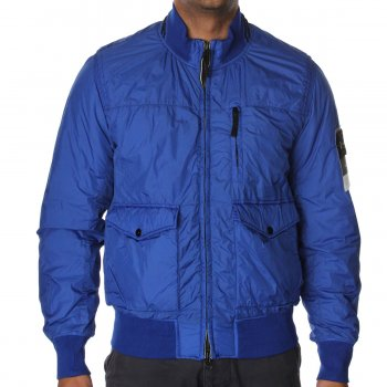 Men's Outerwear 42354 Quilted Nylon Jacket