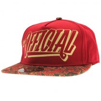Official Caps Stay Official Paisley Cap