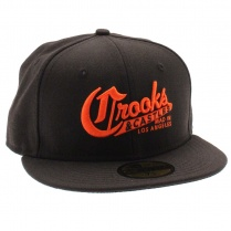 Crooks and Castles NCL Woven Fitted Cap