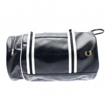 Fred Perry L4305 Barrel Bag