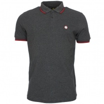 Pretty Green SS Tipped Pique Polo T-Shirt