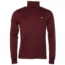 Lacoste UH6928 Turtle-neck T-Shirt