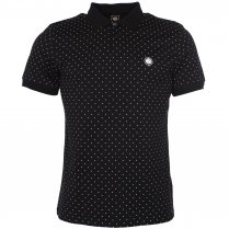 Pretty Green Polka Dot Polo T-Shirt