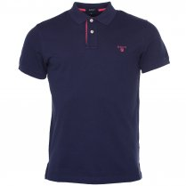 Gant Contrast Collar Polo T-Shirt