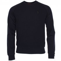 Luke 1977 Guys Mixed Fabric Sweat