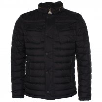 Barbour International V-Twin Quilted Jacket