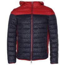 Armani Jeans B6B03 Reversible Quilted Jacket