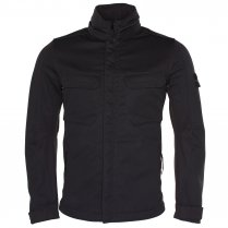 Stone Island 44828 Soft Shell-R Terry Jacket
